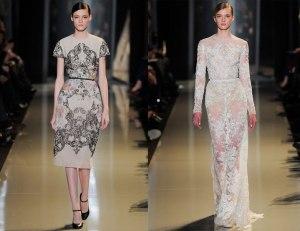 Elie Saab Haute Couture prom dress uk